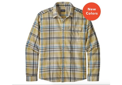 Patagonia Patagonia M's Lightweight Fjord Flannel Shirt