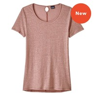 Patagonia W's Mount Airy Scoop Tee