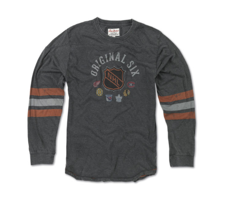 Red Jacket NHL Original 6 Rover