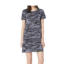 Dylan Dylan Camo Tee Dress