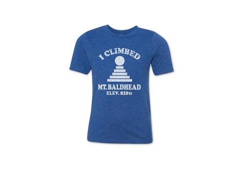 Tee See Tee Tee See Tee Unisex Mt Baldhead T-Shirt