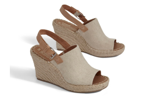 TOMS TOMS Monica Wedge