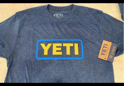 Yeti Yeti Logo Badge Short Sleeve Shirt