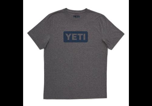 Yeti Yeti Badge Logo Tee