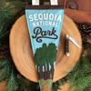 Yoho & Co Yoho & Co Felt Pennant Sequoia