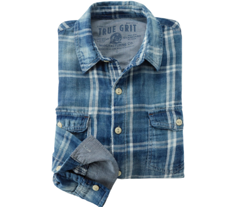 rue Grit Winslow LS 2 Pocket Shirt