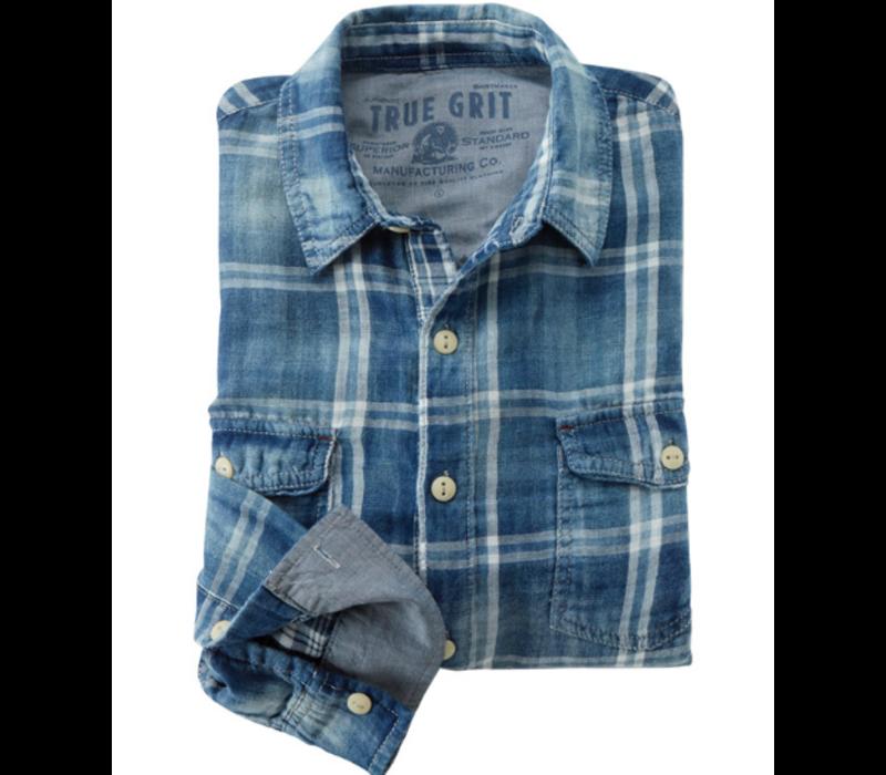 True Grit Winslow LS 2 Pocket Shirt