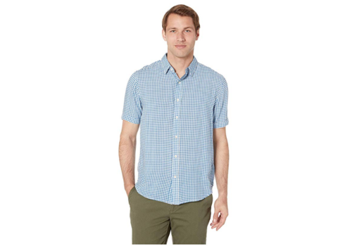 True Grit True Grit Beachhouse Checks 1 Pocket Shirt