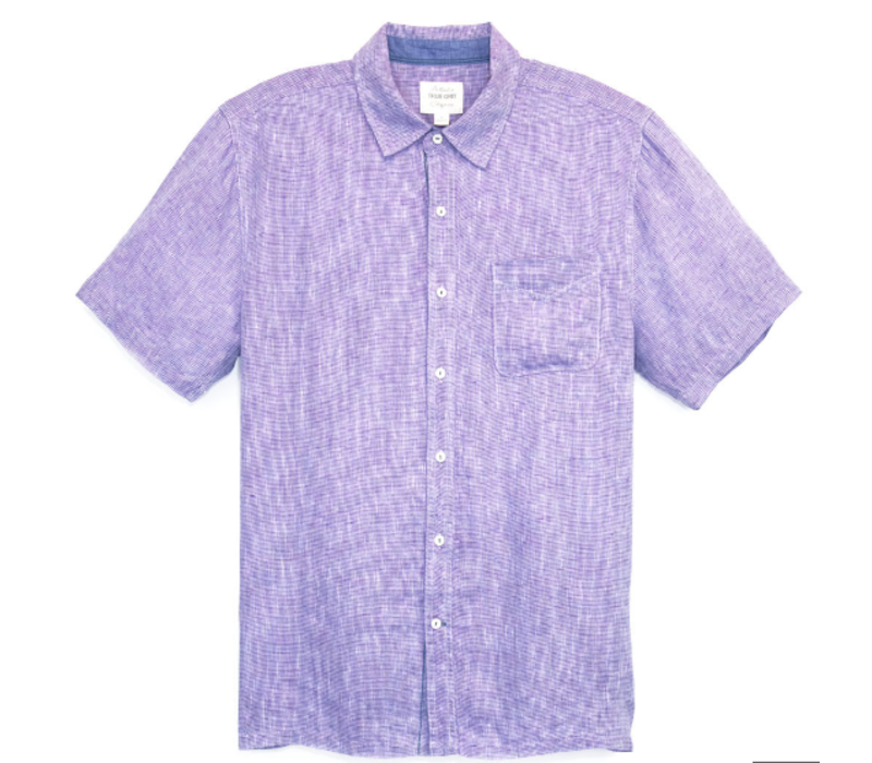 True Grit Cabo Checks S/S Shirt