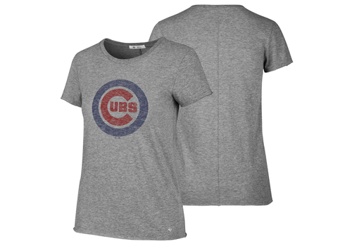 47 Brand 47 Brand Chicago Cubs Fader Letter Crew