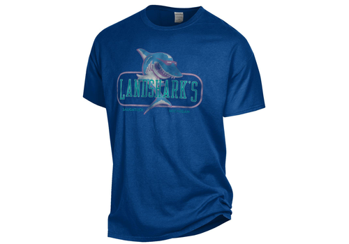 Gear for Sports Gear For Sports Old School Landsharks Tee