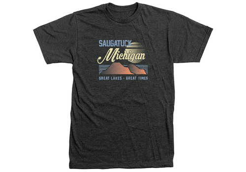 TechStyles Tech Styles Saugatuck Michigan Great Lakes Great Times Tee