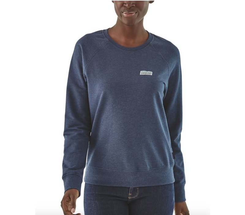 Patagonia Pastel P-6 Label Ahnya Crew Sweatshirt