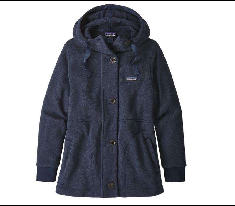 Patagonia Women's Better Sweater Fleece Coat