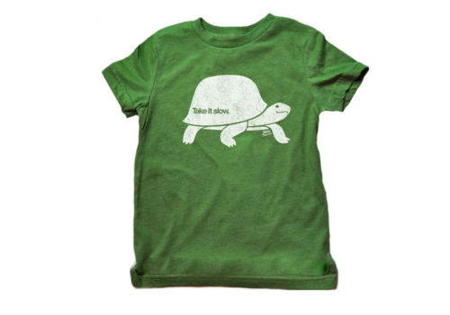"Solid Threads Solid Threads Toddler's ""Take it Slow"" T-Shirt"