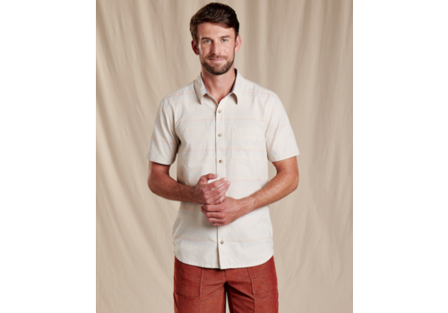 Toad & Co Toad & Co Airlift SS Slim Shirt