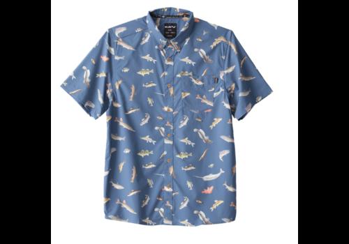 Kavu Kavu River Wrangler SS Shirt