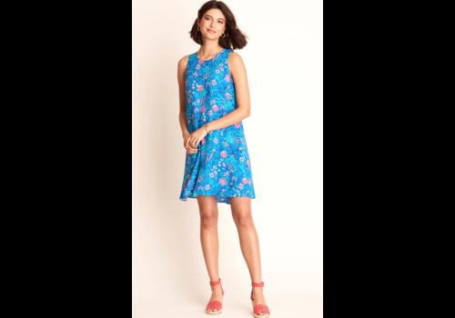 Hatley Hatley Meghan dress - blue wild flowers