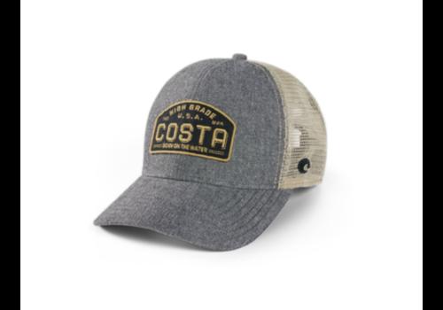 Costa Costa Regular Fit Trucker High Grade - Gray