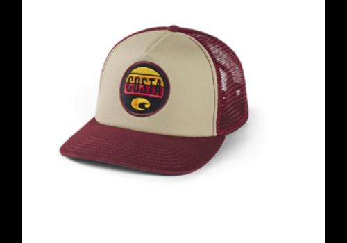 Costa Costa Foam Front Trucker Ruby Hat