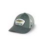 Costa Costa XL Fit Topo Trucker Patch Large Mouth Bass Hat