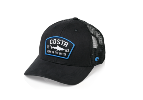Costa Costa Chatham Shark Twill Trucker Hat