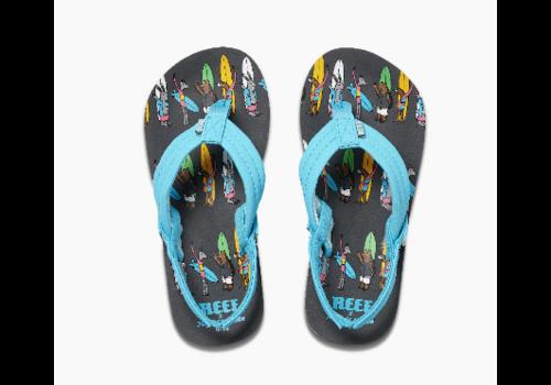 Reef Reef Jonas Claesson Lil Ahi Surfing Friends