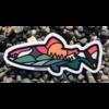 Atomic Child Atomic Child Trout Sticker
