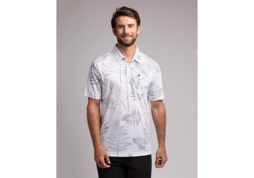 Travis Mathew Travis Mathew Broken Arrow s/s Polo