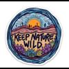 Keep Nature Wild Wild Earth Day