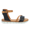 Miz Mooz The Miz Mooz Shep is a fashionable take on a sporty sandal, with contrast straps and an adjustable buckle for a cute and comfortable fit!