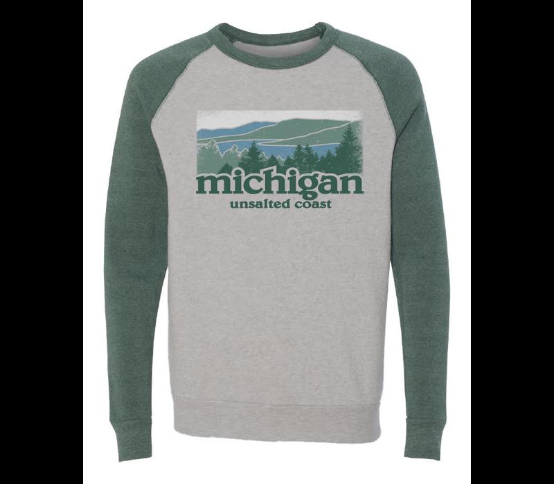 Michigan's best quarantine sweatshirt.