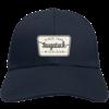 TechStyles Techstyles Saugatuck Since 1868 Patch Trucker Hat, Navy
