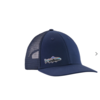 Patagonia Patagonia Small Fitz Roy Fish LoPro Trucker
