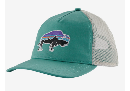 Patagonia Patagonia W's Fitz Roy Bison Layback T Hat