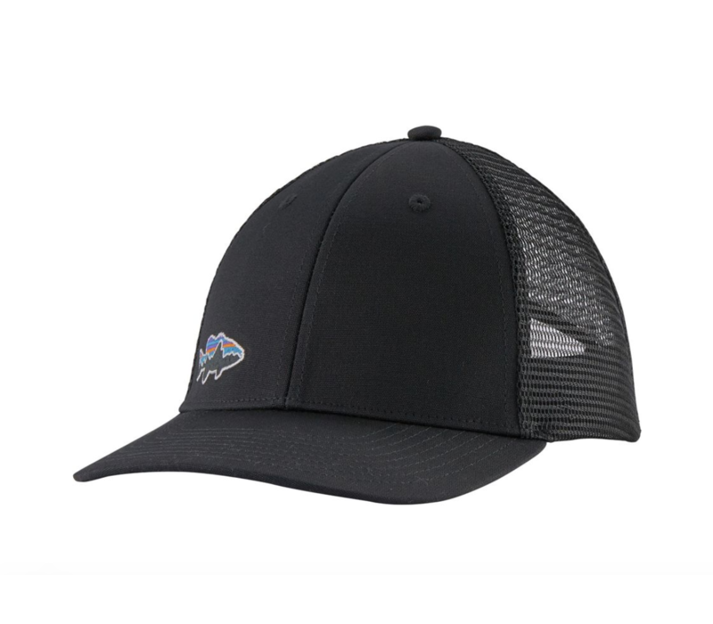 Patagonia Small Fitz Roy Fish LoPro Trucker
