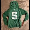 Retro Brand Retro Brand Spartan Slit Neck Hoodie
