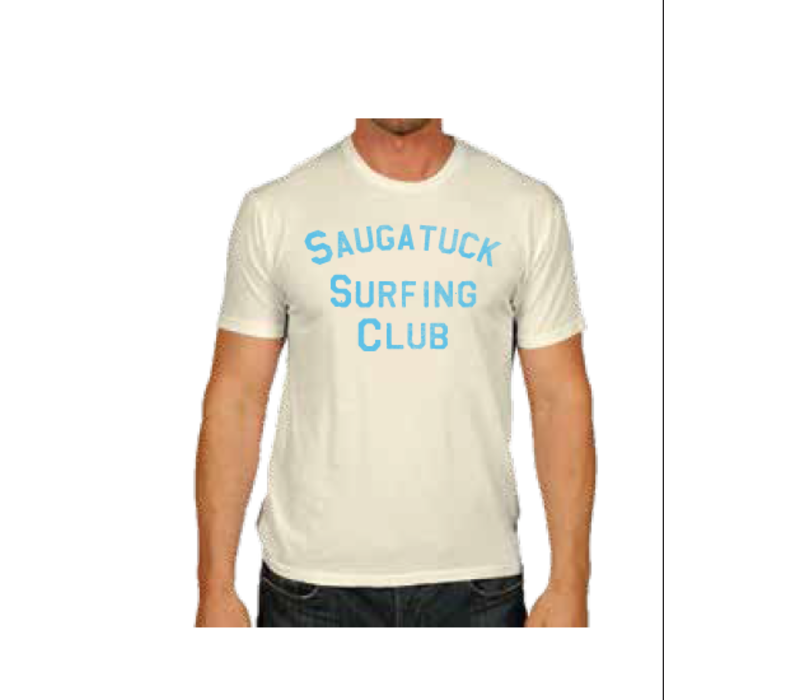 Retro Brand Saugatuck Surfing Club
