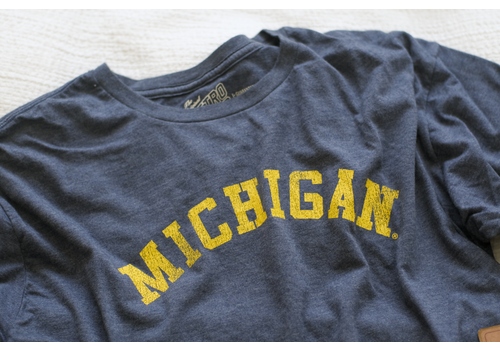 Wildcat Retro Brand Retro Brand Michigan Tee