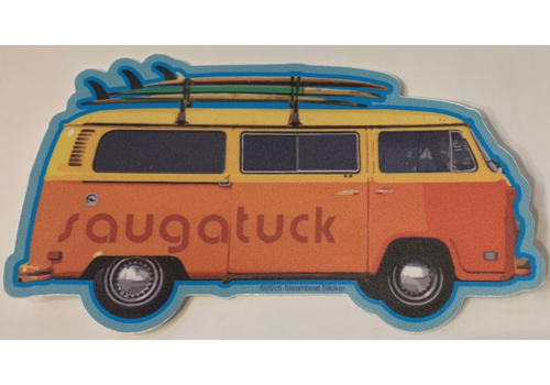 Steamboat Sticker Steamboat Sticker Surf Bus
