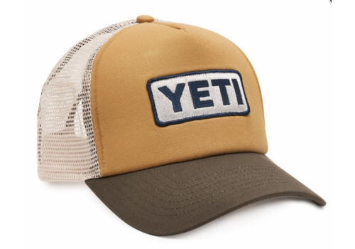 Yeti Yeti Big Bend High Profile Trucker Hat