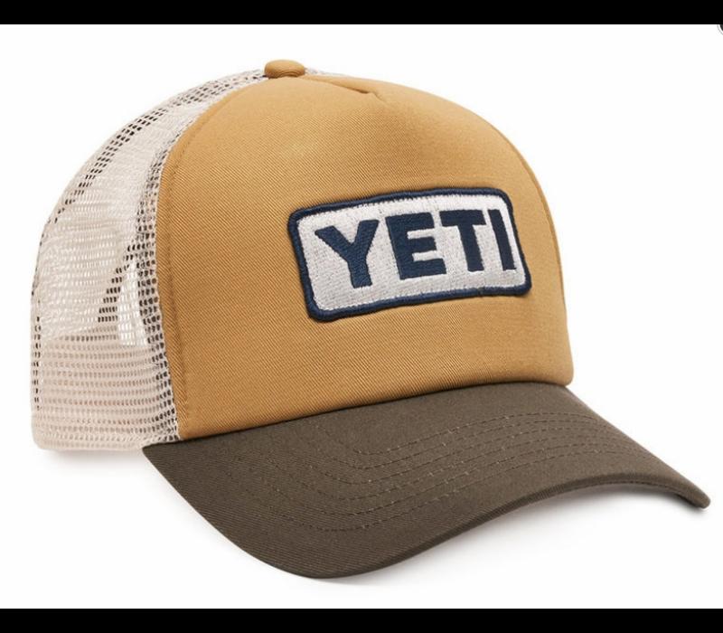 Yeti Big Bend High Profile Trucker Hat