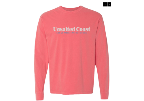 Unsalted Coast Unsalted Coast Great American Outdoors L/S Tee