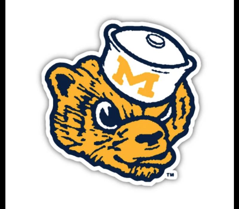 Wildbear Sticker