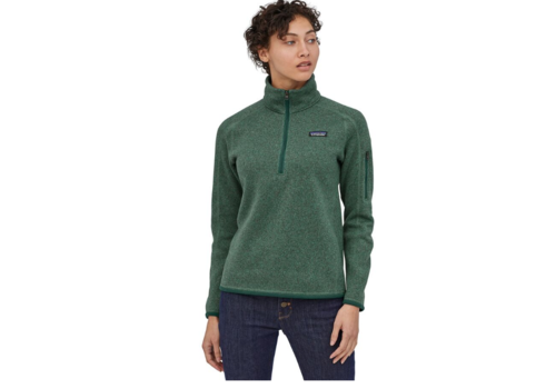 Patagonia Patagonia W's Better Sweater 1/4 Zip