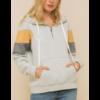 Hem & Thread Hem and Thread Fleece Lined Sweatshirt
