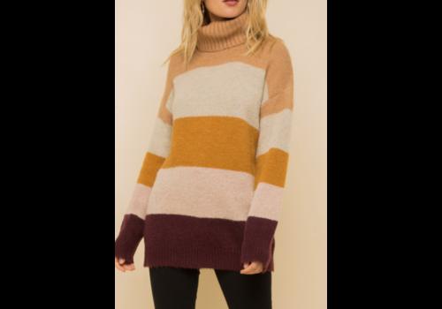 Hem & Thread Hem and Thread Turtleneck Sweater
