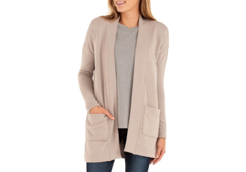 Free Fly Free Fly W's Thermal Fleece Cardigan