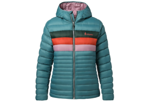 Cotopaxi Cotopaxi Women's Fuego Down Hooded Jacket