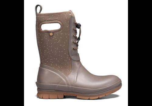 Bogs Bogs W's Crandall Lace Speckle Boot